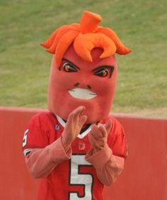 Top 10 Bad (Worst) College Mascots  Univ. of Louisiana @ Lafayette - Cayenne Ragin' Cajun