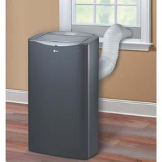 20 best top 10 best portable air conditioner reviews 2017 images on lg electronics 14000 btu portable air conditioner and dehumidifier function with remote in graphite gray fandeluxe Image collections