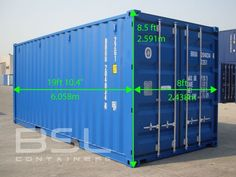 View technical specifications for sizes and types of shipping and storage containers manufactured and sold by BSL Containers. For additional details please contact us. Business Format, Export Business, Values Examples, Greece Map, Bsl, Storage Containers, Locker Storage, Things To Sell, European Countries