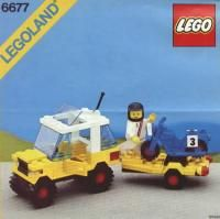 Cure for lost Lego instruction booklets... Free LEGO® Instructions by theme