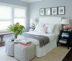 Schlafzimmer- pastell