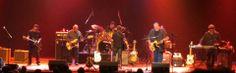 Los Lobos. Fox Theater, Riverside CA--7 Nov.2013.  Nice pic, P. !