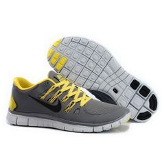 newest c6a38 4f02c Buy Nike Free Mens Dark Grey Yellow Black Running Shoes Online from  Reliable Nike Free Mens Dark Grey Yellow Black Running Shoes Online  suppliers.