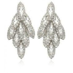 Elizabeth Cole Jewelry Bacall Earrings