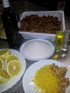 Nella cucina della brigantessa: FICHI...SPIRITOSI!!!