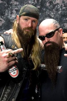 Zakk Wylde & Kerry King