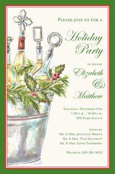 Elegant Toppers Invitations