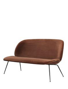 GUBI // Beetle Sofa by GamFratesi
