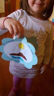 Παιδική φωλιά : Ο ΚΥΚΛΟΣ ΤΟΥ ΝΕΡΟΥ Water Cycle, Crafts For Kids, Projects To Try, Education, Blog, Science, Crafts For Toddlers, Kids Arts And Crafts, Educational Illustrations