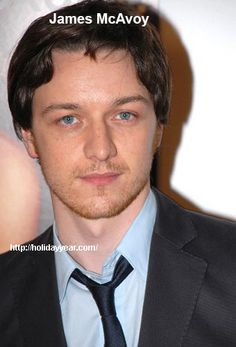 Apr 21 - James McAvoy, Scottish stage and screen actor was Born Today. For more famous birthdays http://holidayyear.com/birthdays/