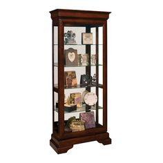 Found it at Wayfair - Avignin Curio Cabinet