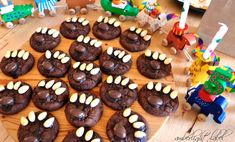 5. Geburtstag: Kindergeburtstag Bären Feier Muffin, Party, Breakfast, Desserts, Food, Outdoor, Baby Birthday, Kid Birthdays, Kid Games