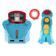 Baby BASKETBALL SHOOTING MACHINE ONE OR MORE PLAYERS GAME TOY CHILDREN KIDS BOY