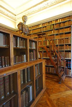 Photographie : Justin Creedy-Smith / BnF, Bibliothèque de l'Arsenal, Paris. Arsenal, I Love Books, Books To Read, Dubois, Beautiful Library, Personal Library, Home Libraries, Book Images, Library Books
