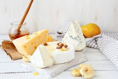 Because the highlight of every party is the cheese plate.