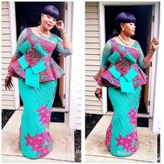 Latest African Print Dress Best African Dress Styles To Try Out - Dabonke : Nigeria Latest Gist and Fashion 2019 Aso Ebi Lace Styles, Unique Ankara Styles, Ankara Long Gown Styles, Latest Ankara Styles, Ankara Gowns, Latest African Fashion Dresses, African Print Dresses, African Dress, African Lace