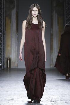 Uma Wang Ready To Wear Fall Winter 2015 Milan