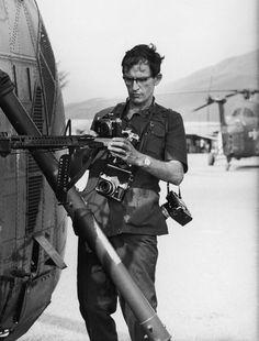 Le reporter de guerre Larry Burrows fut tué en pleine action en 1971 au Laos. Il portait toujours sa Day-Date en or jaune.