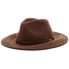 da10f7a2d94d5 Barbour Tack Wool Fedora ( 50) ❤ liked on Polyvore featuring accessories