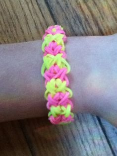1000 images about pulseras double x ligas on pinterest