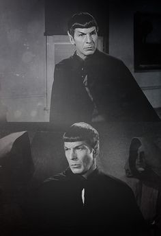 Oh Spock. What would I do without you?