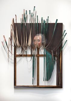Titus Kaphar takes recognizable styles of art and reworks them with his own style of magic. Kaphar cuts, bends, sculpts,...