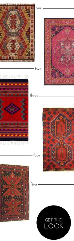 Sources for Turkish rugs online