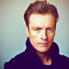Toby Stephens. My other favourite red head.