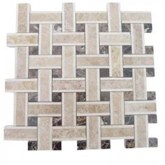 LATTICE CREMA MARFIL, LIGHT EMP, DARK EMP POLISHED | Lazer Marble - Tiles and Mosaics at Discounted Prices