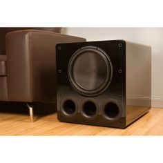 "SVS PB13-Ultra powered subwoofer, 13"" driver and three ports"