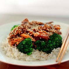Slow Cooker Sesame Chicken | Recipe Flux