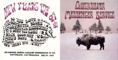 QMS New Year's Eve '67-'68