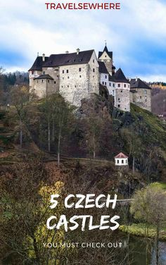 5 Czech Castles to Check Out across the Czech Republic, from Prague to Brno and Cesky Krumlov, via Voyage Europe, Europe Travel Guide, Europe Destinations, Travel Guides, Bon Plan Voyage, Prague Czech Republic, Culture Travel, European Travel, Travel Inspiration