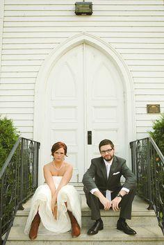 Andy & Bethany, via Flickr.