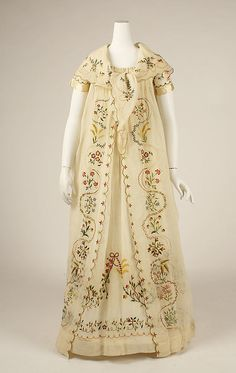 Ensemble    Date:      ca. 1798  Culture:      European (probably)  Medium:      cotton, silk  Dimensions:      [no dimensions available]  Credit Line:      Purchase, Irene Lewisohn and Alice L. Crowley Bequests, 1992  Accession Number:      1992.119.1a–c