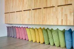 pillows.......