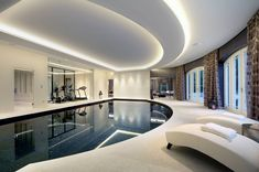 Many enjoy using outdoor swimming pools to exercise, spend time with friends or family, and work on their tans. And while the winter months may not be conducive for swimmers, or their tans, an easy alternative exists: indoor swimming pools. What some of these closed pools lack in natural ...