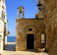 Santo Stefano - Polignano a Mare, Bari, Puglia Italy