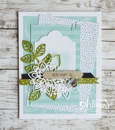 Stampin' Cards and Memories: Artisan Design Team 2015-2016 Bloghop #15
