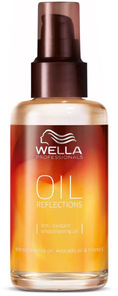 August 2016 - Wella Professionals Oil Reflections Anti-Oxidant Smoothing Oil - Sample