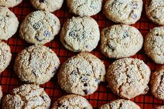 Quinoa flour chocolate chip cookies by Food Coma. I must bake these!!!