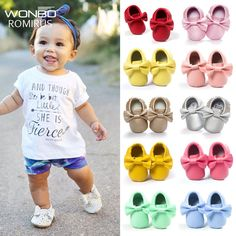Handmade Soft Bottom Fashion Tassels Baby Moccasin Newborn Babies Shoes PU leather Prewalkers Boots - Kid Shop Global - Kids & Baby Shop Online - baby & kids clothing, toys for baby & kid Toddler Girl Shoes, Baby Girl Shoes, Girls Shoes, Toddler Girls, Baby Boots, Kids Boots, Pinterest Baby, Toddler Moccasins, Walker Shoes
