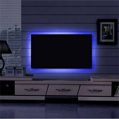 Remote Controlled NovaBright USB Accent Lighting Kit for Flat Screen TV LCD, Desktop PC Before you install the USB LED strip the dust off of the back of your TV. Ensure that the back of your TV is free from dust before installation to avoid having