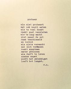 gedicht van Rene Oskam