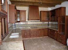 Resultado de imagen para muebles de cocina rusticos