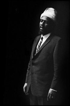 Thelonious Monk, Musician.