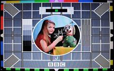 BBC cuts 'could see return of the test card' 1970s Childhood, My Childhood Memories, Retro Toys, Vintage Toys, Personal History, Test Card, Teenage Years, Old Tv, Vintage Labels