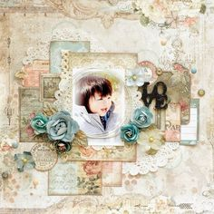 Happy smile♪ (MAIKO): My Creative Scrapbook March Kit Reveal Blog Hop!