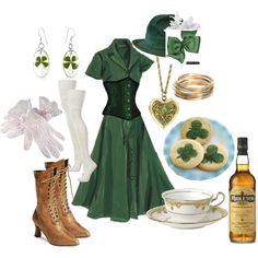 Gabriella [adult] the best kind of tea, created by morrigankeeperoftales on Polyvore