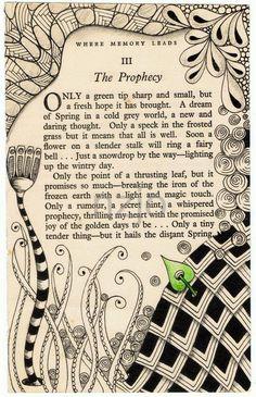 the prophecy | by Jo in NZ